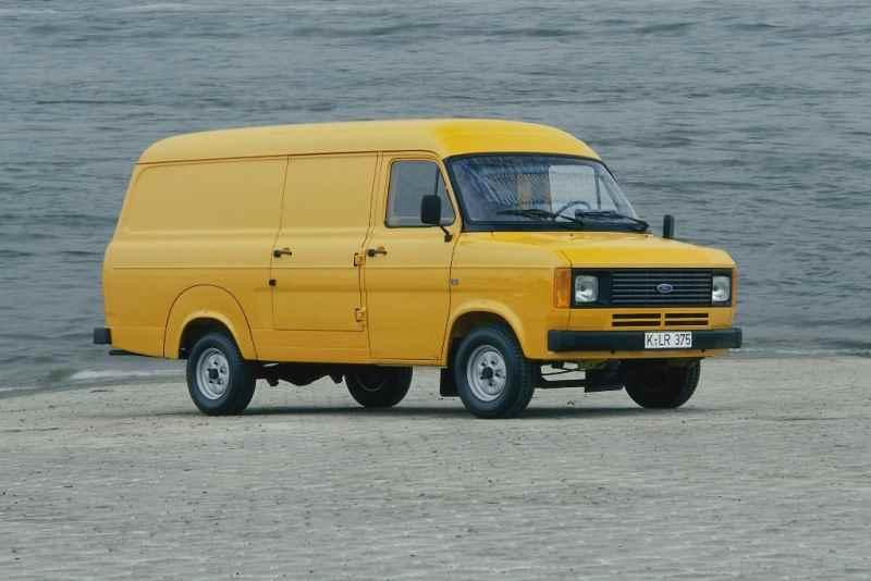 Ford Transit (1978)