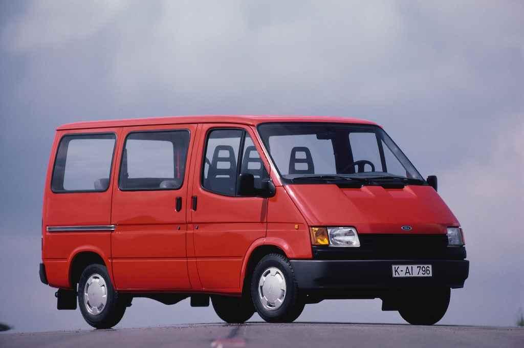 Ford Transit (1985)