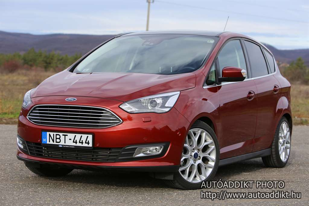 teszt ford c max 2 0 tdci titanium x powershift. Black Bedroom Furniture Sets. Home Design Ideas