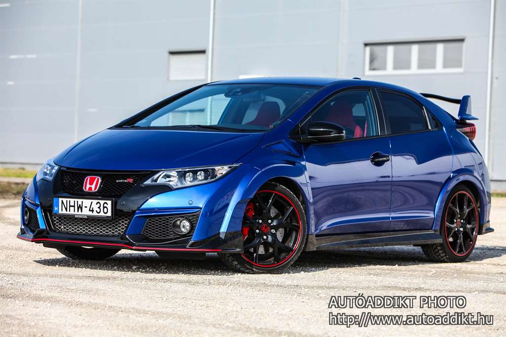 teszt honda civic type r gt 2 0 i vtec turbo versenyszellem h en a hagyom nyokhoz aut addikt. Black Bedroom Furniture Sets. Home Design Ideas
