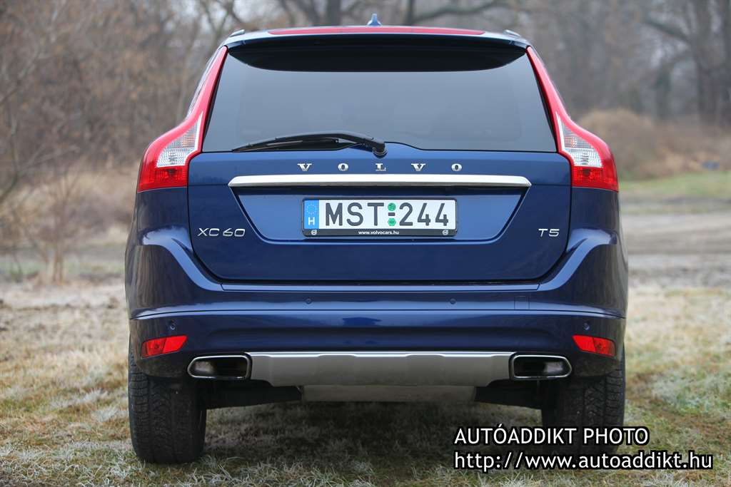 volvo xc60 t5 ocean race teszt aut addikt. Black Bedroom Furniture Sets. Home Design Ideas