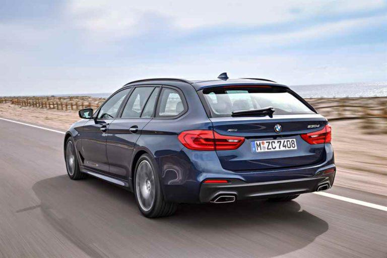 Minden, amit az új BMW 5 Touring kapcsán tudnunk kell