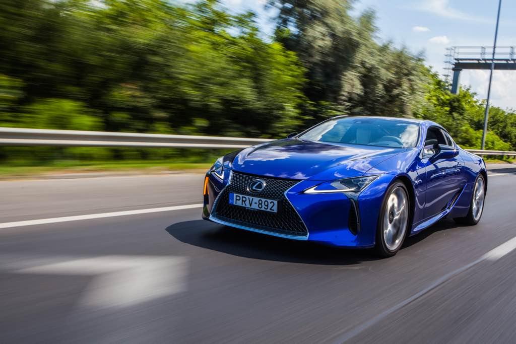 Egyre biztosabb: megvalósulhat a Lexus LC F szupersportkupé