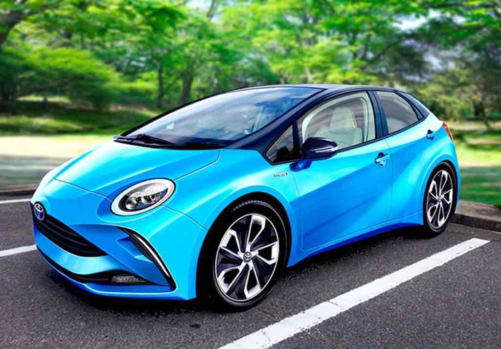 A Toyota Prius tisztán elektromos társat kaphat   AutóAddikt